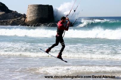 kitesurf session balneario tarifa pictures
