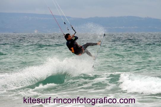 Fotos kitesurf Los Lances tarifa 2018
